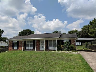 Columbus GA Single Family Home For Sale: $99,500