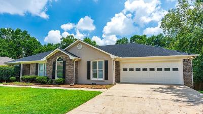 Midland Single Family Home For Sale: 7220 Wedgewood Drive