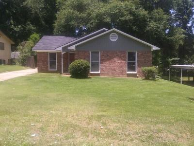 Columbus GA Single Family Home For Sale: $67,000