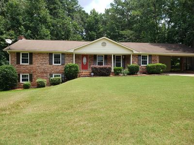 Columbus GA Single Family Home For Sale: $184,900