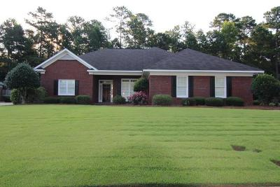 Columbus GA Single Family Home For Sale: $272,000
