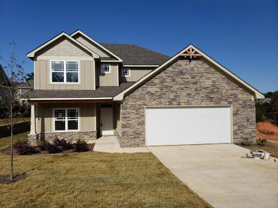 Columbus Single Family Home For Sale: 7040 Spring Walk