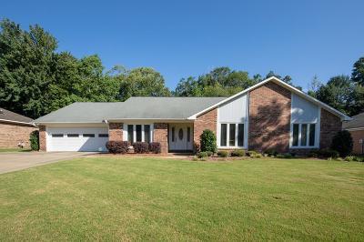 Midland Single Family Home For Sale: 7213 W Wynfield Loop