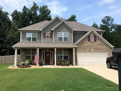 Midland Single Family Home For Sale: 7939 Greenfield Court