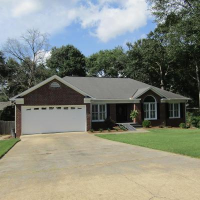Midland Single Family Home For Sale: 7219 Saybrook Drive