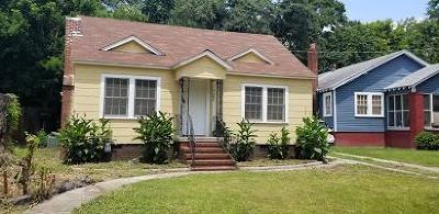 Columbus GA Single Family Home For Sale: $74,900