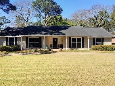 Columbus GA Single Family Home For Sale: $188,000