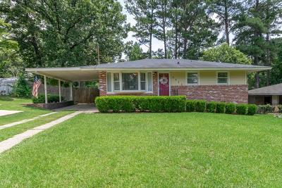 Columbus GA Single Family Home For Sale: $105,000