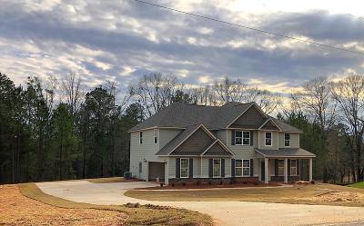 Russell County, Lee County Single Family Home For Sale: 1865 Andrews Road