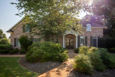 Columbus Single Family Home For Sale: 8060 Adelaide Drive