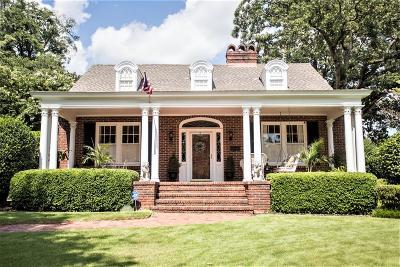 Columbus Single Family Home For Sale: 1700 Carter Avenue