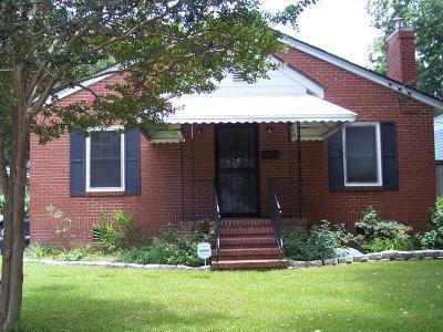 Columbus GA Single Family Home For Sale: $95,900