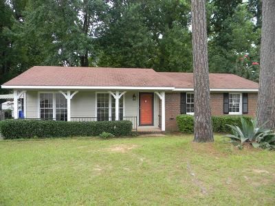 Columbus GA Single Family Home For Sale: $98,900