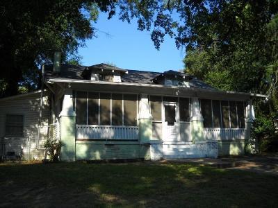 Columbus GA Single Family Home For Sale: $144,700