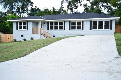 Columbus GA Single Family Home For Sale: $85,000