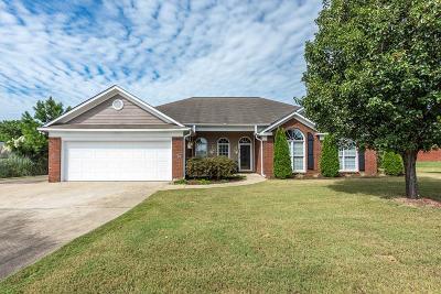 Midland Single Family Home For Sale: 9130 Garrett Lake Drive