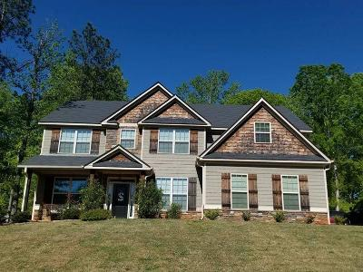 Hamilton GA Single Family Home For Sale: $255,000
