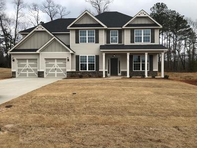 Russell County, Lee County Single Family Home For Sale: 2207 Greene Way