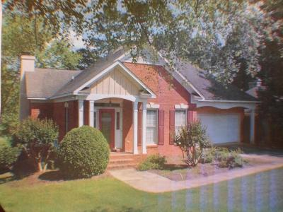 Columbus Single Family Home For Sale: 4838 Champion's Way