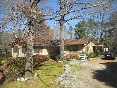 Cataula Single Family Home For Sale: 11115 NW Ga Hwy 315