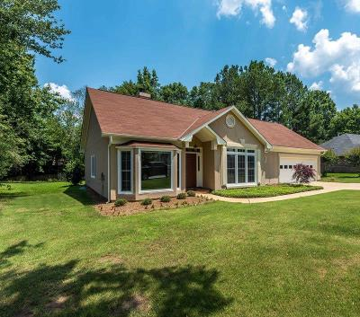 Columbus Single Family Home For Sale: 4847 Champion's Way