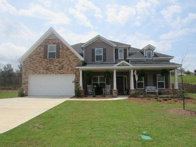 Midland Single Family Home For Sale: 8021 Glen Valley Drive