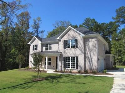 Midland Single Family Home For Sale: 283 Steele Creek Drive