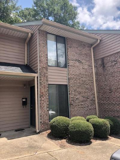 Muscogee County Condo/Townhouse For Sale: 4312 Old Macon Road #30