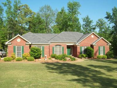 Ellerslie Single Family Home For Sale: 105 S Lexington Court