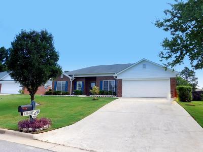 Midland Single Family Home For Sale: 9129 Garrett Lake Drive