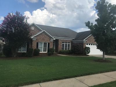 Columbus Single Family Home For Sale: 6730 Bridge Way