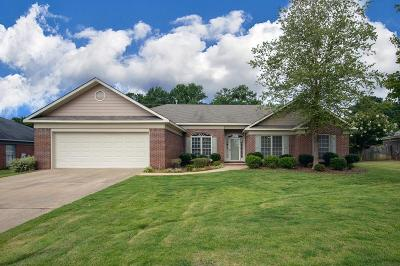 Midland Single Family Home For Sale: 4952 Waterview Drive