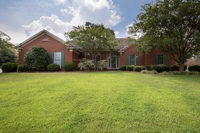 Midland Single Family Home For Sale: 9294 Garrett Creek Drive