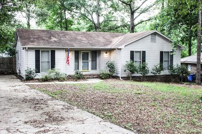 Columbus Single Family Home For Sale: 4450 Ritch Haven Road