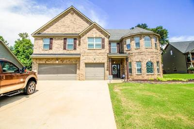 Russell County, Lee County Single Family Home For Sale: 9 Paradise Pointe