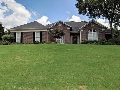 Muscogee County Single Family Home For Sale: 4729 Timarron Loop