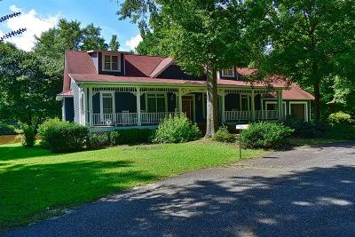 Hamilton GA Single Family Home For Sale: $495,000