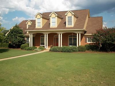 Muscogee County Single Family Home For Sale: 4001 Creek Bend Ridge