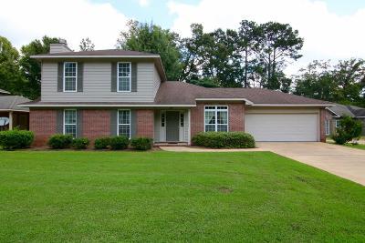 Columbus Single Family Home For Sale: 6316 Charter Oaks Circle