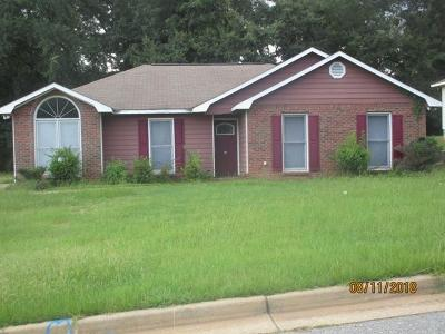 Columbus Single Family Home For Sale: 4113 Wandering Lane