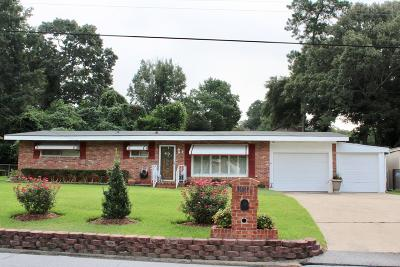 Columbus GA Single Family Home For Sale: $75,000