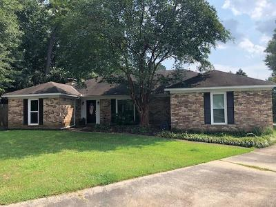 Columbus Single Family Home For Sale: 4285 Deanery Court