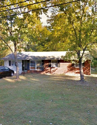Muscogee County Single Family Home For Sale: 4505 Reese Road