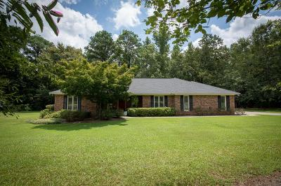 Muscogee County Single Family Home For Sale: 9100 Midland Woods Drive