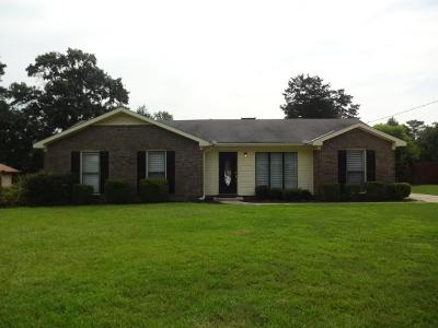 Muscogee County Single Family Home For Sale: 6702 Bradford Drive