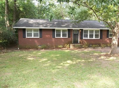 Muscogee County Single Family Home For Sale: 5611 Ventura Drive