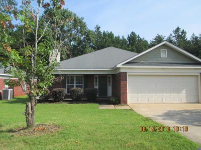 Columbus Single Family Home For Sale: 8078 Santee Court