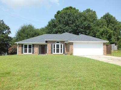 Columbus Single Family Home For Sale: 7099 Thimblewood Way