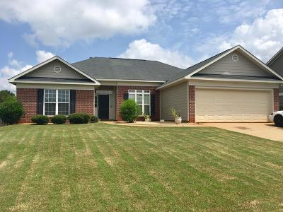 Fortson Single Family Home For Sale: 6047 Granite Field Drive