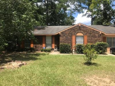 Columbus GA Single Family Home For Sale: $55,000